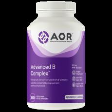 에이오알 비타민B군 Advanced B Complex 활성비타민B 컴플렉스 180캡슐