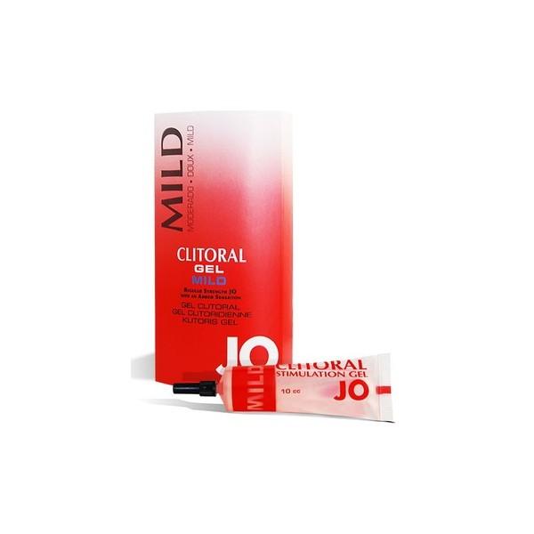 조 클리토랄 젤 JO Clitoral Gel - Mild 10ml