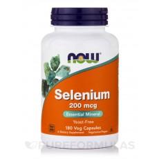 나우 셀레늄 Now Foods Selenium 200mg 180정