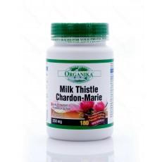오가니카 밀크시슬 Milk Thistle 250mg 180 Capsules