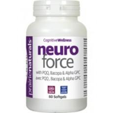 뉴로 포스 기억력 증진 Prairie Natural Neuro-Force 60정