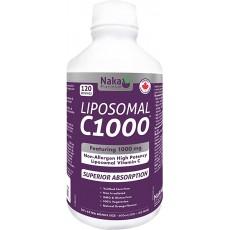 나카 리포소말 액상 비타민C Naka Vitamin C 1000mg 600ml