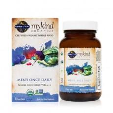 마이카인드 남성용 멀티비타민 유기농 Mykind MEN'S ONCE DAILY 30식물캡슐