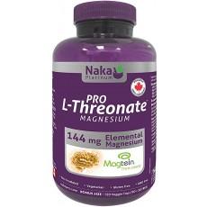 나카 플레티넘 트레온산 마그네슘 L-Threonate Magnesium 2000mg 120정