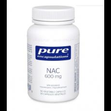 퓨어인캡슐레이션 Pure encapsulations NAC 600mg 90캡슐