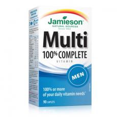 자미에슨 멀티비타민 컴플리트 남성용 Multi Complete 90정