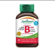 자미에슨 비타민 B100 컴플렉스 Vitamin B100 225정