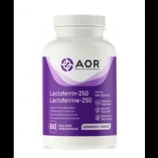 에이오알 뉴질랜드 초유 락토페린 Lactoferrin 250 60정