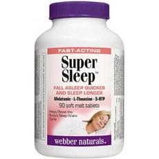 웨버내츄럴 슈퍼 슬립 Super Sleep 90타블렛
