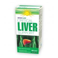 크리티칼 리버 서포트 Renew Life Critical Liver Support 90 정