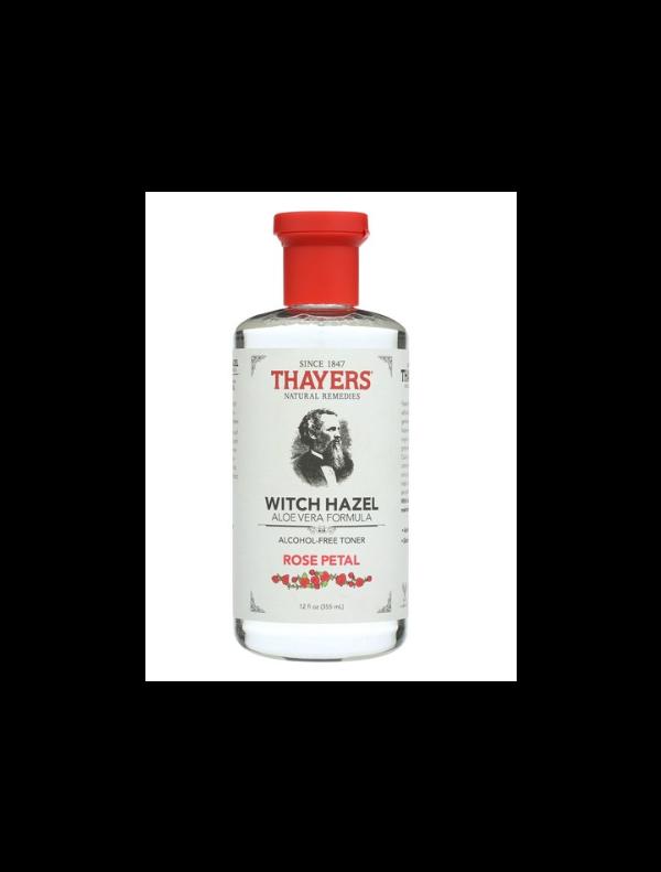 세이어스 위치 하젤 알코올 프리 토너 로즈 페탈 ROSE PETAL WITCH HAZEL TONER 355 ML