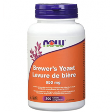맥주효모 Now Brewer's yeast 650mg 200정