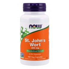 세인트존스워트 NOW St.John's Wort 300mg 100캡슐