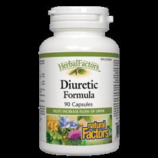 내츄럴팩토스 다이유레틱 Natural Factors Diuretic Formula 90정