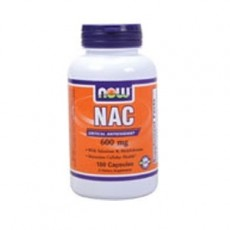 NAC 600mg, 100정(N-아세틸시스테인)