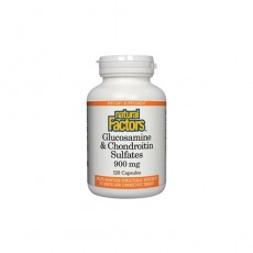 내츄럴팩토스 글루코사민 콘드로이친( Glucosamine, Chondroitin ) 900mg 120정