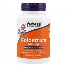 나우 초유(콜로스트럼) Now Colostrum 500mg 120정